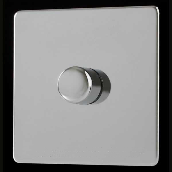 V Pro Dimmer >> Varilight V-Pro 1 Gang 2 Way 400W Push on off LED Dimmer ...