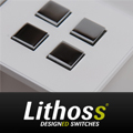 Lithoss Designer Light Switches