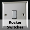 Mirror Chrome - Rocker Switches