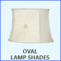 Oval Lamp Shades
