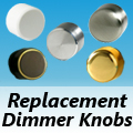 Replacement Dimmer Knobs