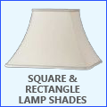 Square & Rectangle Lamp Shades