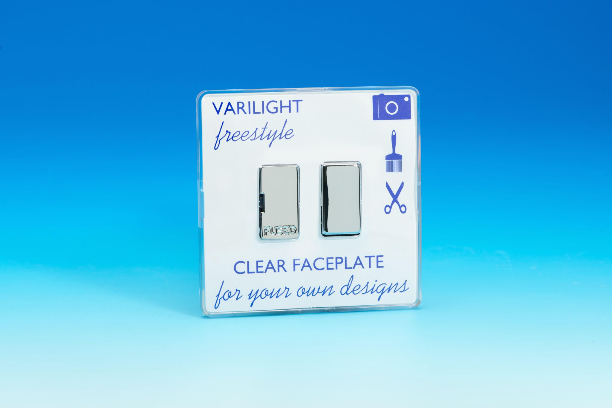 varilight freestyle clear 13 amp switched fused spur