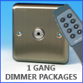 1 Gang Dimmer Packages