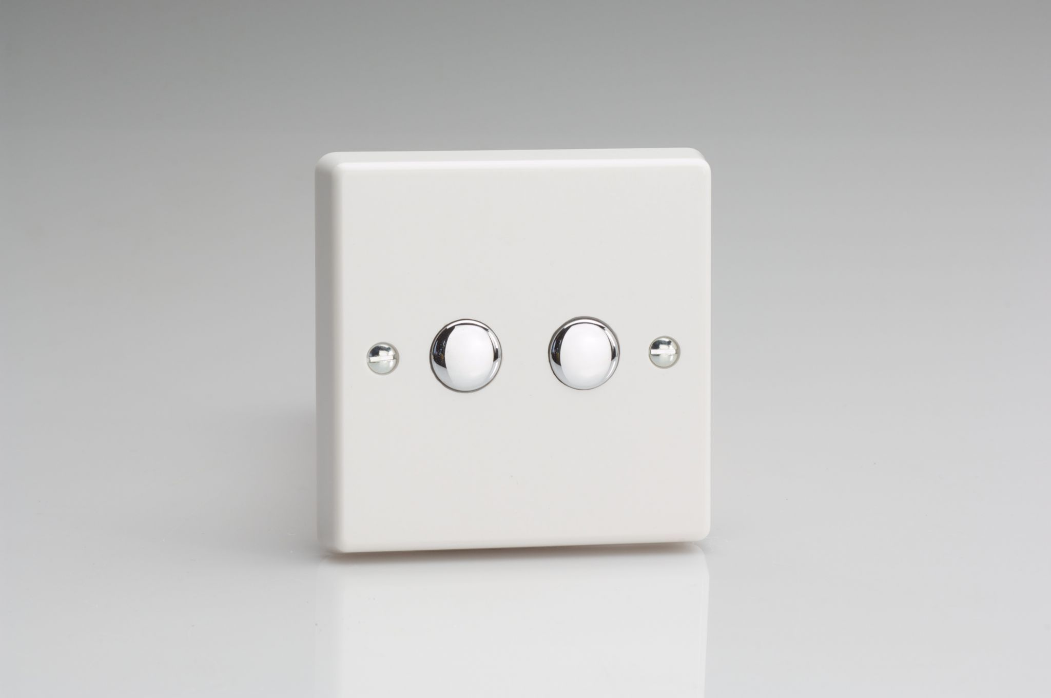 Varilight V-Plus 2-Gang Touch Control Dimming Slave for use with ...