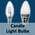 Candle Bulb Fittings