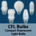 Compact Fluorescent (CFL) Low Energy Light Bulbs