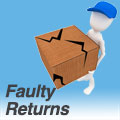 Faulty Returns Forms