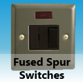 Graphite 21 - 13 Amp Fused Spur Switches