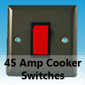 Graphite 21 - 45 Amp Cooker Switches