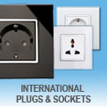 illucio Designer Glass Sockets - International Range