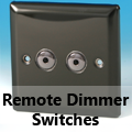 Iridium Black - Remote Dimmer Switches