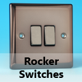 Iridium Black - Rocker Switches