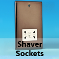 Iridium Black - Shaver Socket