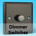 Iridium Black - Standard Dimmer Switches