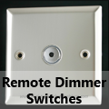 Mirror Chrome - Remote Dimmer Switches