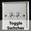 Mirror Chrome - Toggle Switches
