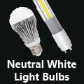 Neutral White Light Bulbs