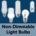 Non-Dimmable Bulbs