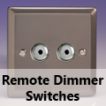 Pewter - Remote Dimmer Switches