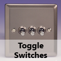 Pewter - Toggle Switches