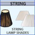 String Lamp Shades