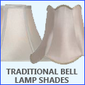 Traditional Bell Lamp Shades