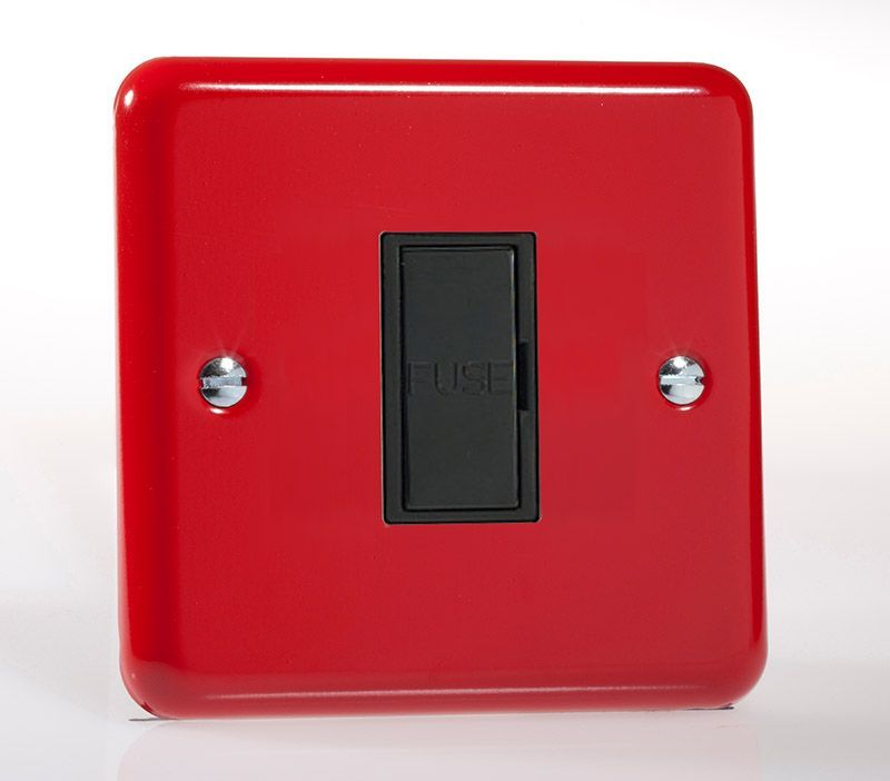 Varilight Emergency 13a Unswitched Fused Spur Emergency