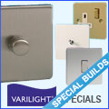 Varilight Special Order Switches & Sockets