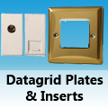 Victorian Brass - Datagrid Plates & Inserts