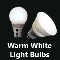 Warm White Light Bulbs